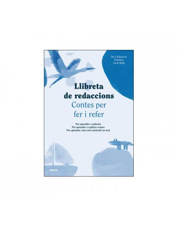 ADDITIO LIBRETA REDACCIONES PRIMARIA 2º CICLO CATALÀ - R101