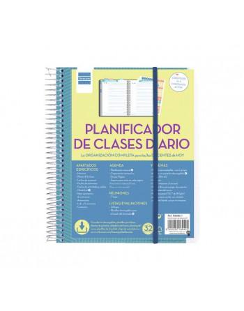 FINOCAM PLANIFICADOR CLASES DIA PAGINA155X212 CASTELLANO - 5340600