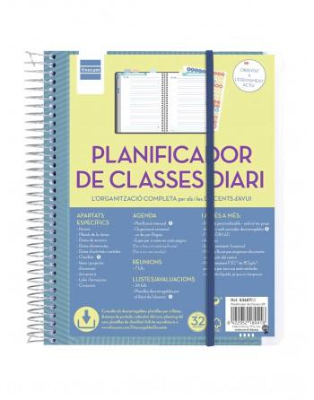 FINOCAM PLANIFICADOR CLASES D/P 155X212 CATALÀ - 5340700