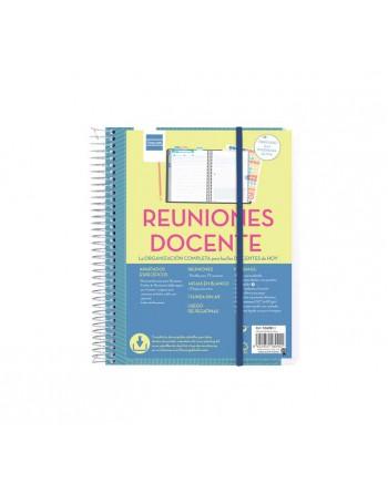 FINOCAM LIBRETA DE REUNIONES 155X212MM CASTELLANO 5340800