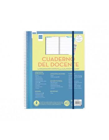 FINOCAM CUADERNO-AGENDA DOCENTE 230X310MM CASTELLANO 5340200