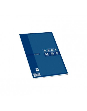 ENRI RESMILLERIA 100H 80GR A4 4X4MM - 100430062