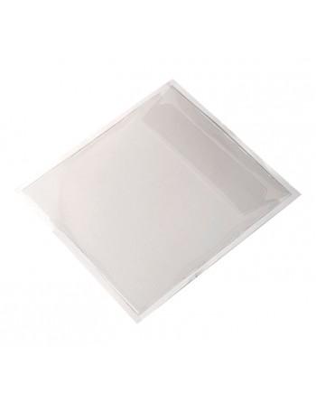 3L PACK 10 FUNDAS ADHESIVAS POCKETFIX PARA CD CON SOLAPA - 8080-19