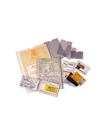 ESSELTE 100 PORTACARNET PVC 108X160MM - 46007