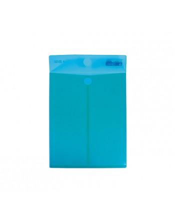OFFICE BOX 10 BOLSAS CIERRE VELCRO A4+ CLASSIC AZUL - 90026