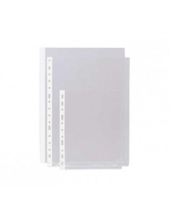 GRAFOPLAS 100 FUNDAS PLANOS DIAGONAL A4 PVC 4T - 05750044