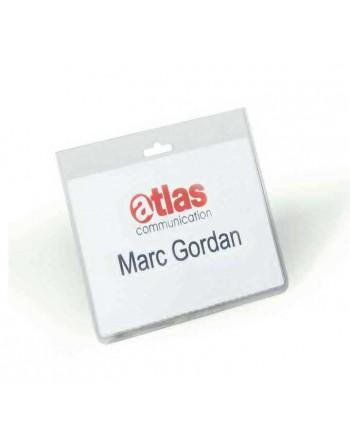 TARIFOLD BLISTER 4U PORTAETIQUETAS MAGNE 35X102MM - 10825