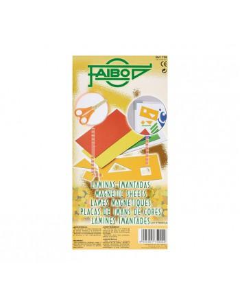 FAIBO P.5 LAMINAS IMANTADAS RECORTABLES - 759