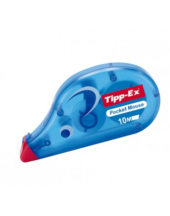 TIPP-EX CINTA CORRECTORA POCKET MOUSE 4.2MMX10M - 8207892