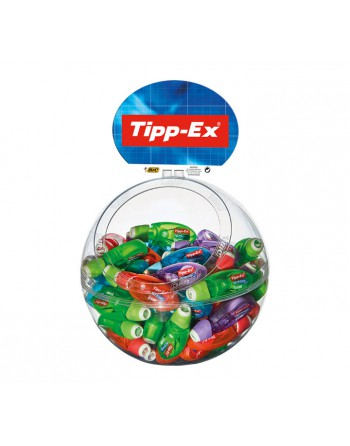 TIPP-EX EXPOSITOR 60U CINTA CORRECTORA MICRO TAPE TW - 8794321