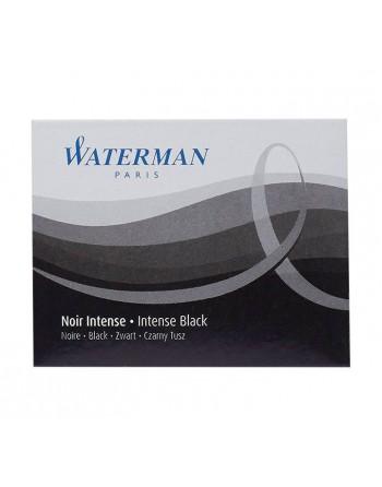 WATERMAN WTM 8 CARTUCHOS STAND NEGRO - S0110850