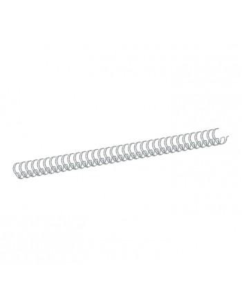 GBC 100 CANUT WIRE 11MM PLATA - RG810797