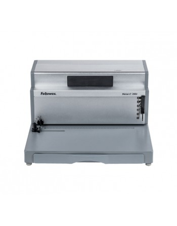 FELLOWES ENCUADERNADORA ELECTRICA METAL 200ER - 0037702