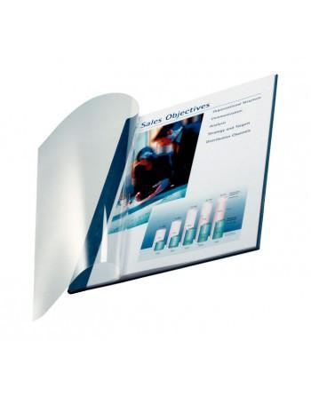 LEITZ 10 TAPAS ENCUADERNACION TERMICA IMPRESSBIND A4 14MM FLEXIBLE AZUL - 74150035