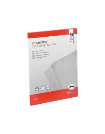 ASERIES PACK 100 FUNDAS PARA PLASTIFICAR 125 MICRAS A3 - 6003401