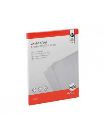 ASERIES PACK 100 FUNPARA PLASTIFICAR 80 MICRAS A4 - 6003201
