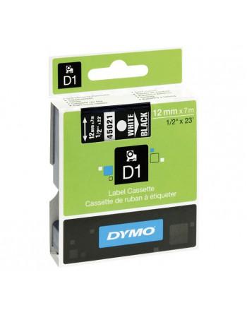 DYMO CINTA D1 12MMX7M BL/NEGRO 45021 - 45021 / S0720610