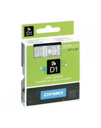 DYMO CINTA D1 12MMX7M BL/TR 45020 - 45020 / S0720600
