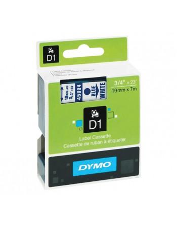 DYMO CINTA D1 19MMX7M AZ/BL - S0720840