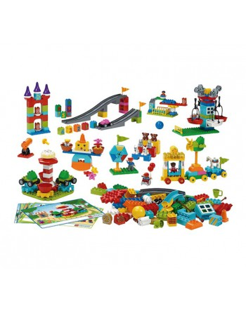 LEGO JUEGO LEGO CONSTRUCCION STEAM PARK - LEG45024