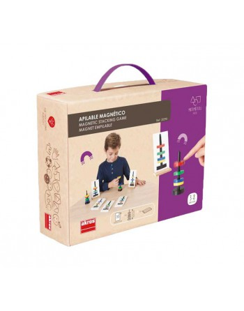 AKROS JUEGO APILABLE MAGNE - 20590