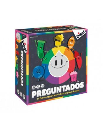 DISET JUEGO MESA PREGUNTADOS - 46934