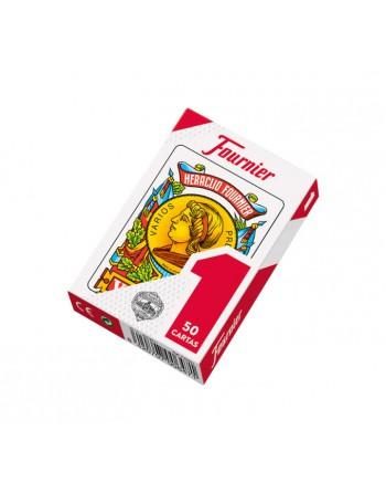 FOURNIER BARAJA ESPAÑOLA Nº1 50 CARTAS - F20991