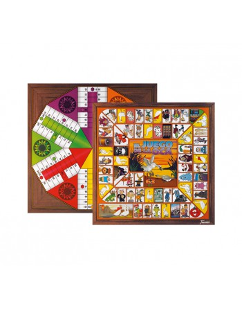 FOURNIER TABLERO GRAN PARCHIS 6J/ OCA - F30039