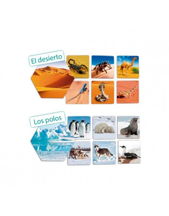 AKROS JUEGO HABITAT ANIMALES - 20562