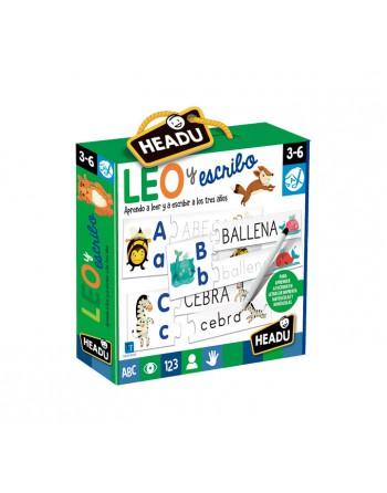 HEADU PUZZLES LEO Y ESCRIBO - 1041746