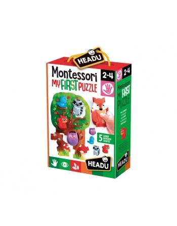 HEADU PUZZLES MONTESSORI FIRST PUZZLE - 1041747