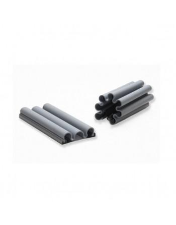 REINER SALVA DEDOS 90º PVC BISAGRA 120CM GRIS - TT-117