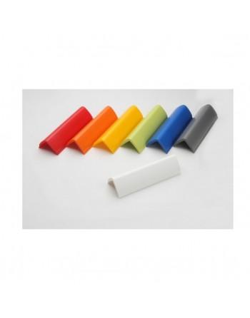 REINER ESQUINERA PROTECCION PVC 4X4X150 CM - TT-106