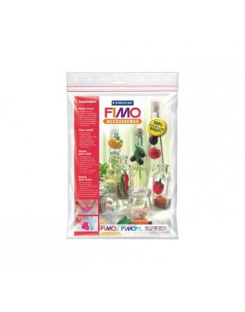 FIMO BLISTER 13U MOLDES VERDURAS - 8742 43