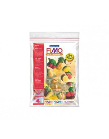 FIMO BLISTER 14U MOLDES FRUTAS - 8742 42