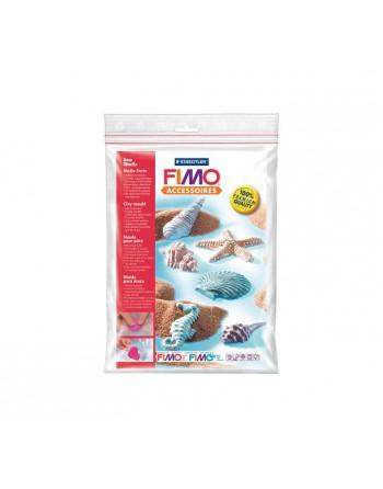 FIMO BLISTER 6U MOLDES CONCHAS MAR - 8742 08