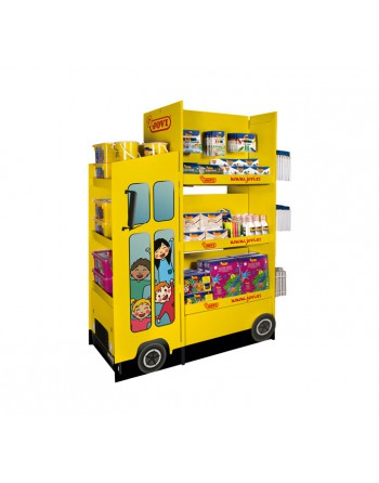 JOVI EXPOSITOR MULTIPRODUCTOBUS CONT. TOP 1 - E0093N