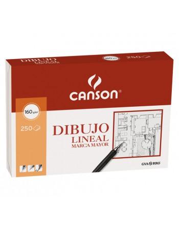 CANSON 250H DIBUJO A3 160G - C200402767