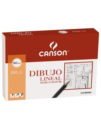 CANSON 250H DIBUJO A4 160G - C200401404