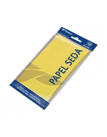 SADIPAL BLISTER 10H PAPEL SEDA 50X65CM AMARILLO - 06235