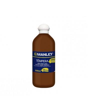 MANLEY BOTE 500ML TEMPERA MARRON - MNP18782