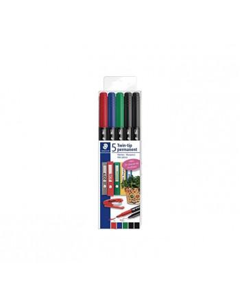 CARIOCA 20 ROTULADORES MAGIC MARKERS SURTIDO - 41369