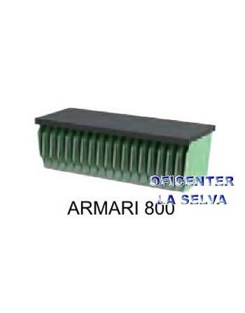 GAPSA ESTANTERIA PARA ARMARIO METÁLICO DE 800 CM DE ANCHO - ED800