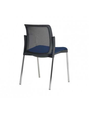 MULTIMARCA SILLA CONFIDENTE ZOE 8 POLIPIEL ZOE8 S/BR 1075
