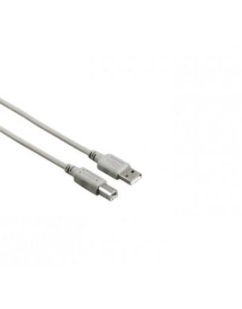 HAMA CABLE IMPRESORA USB 2.0 A-B 1.8M - 00029099