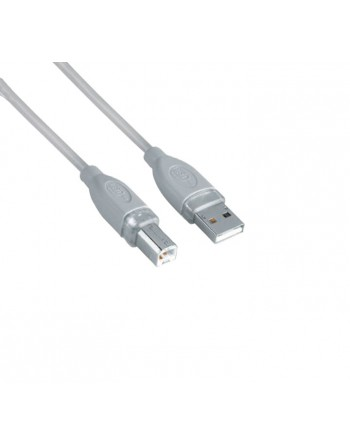 HAMA CABLE IMPRESORA USB 2.0 A-B 1.8M - 39045021