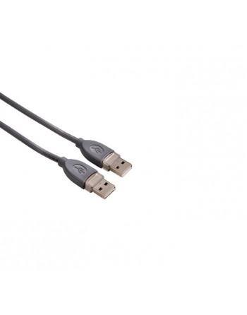 HAMA CABLE USB MACHO - USB MACHO 1.8M - 39039664