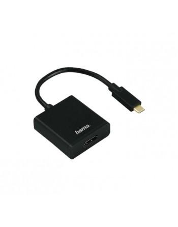 HAMA ADAPTADOR USB-C A HDMI HD - 00135726