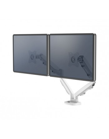 FELLOWES BRAZO MONITOR EPPA DOBLE BLANCO - 9683501