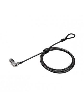 KENSINGTON CABLE MICROSAVER COMBINATURAL LOCK - K64675EU